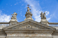 Cathedral of Lugo Royalty Free Stock Photography