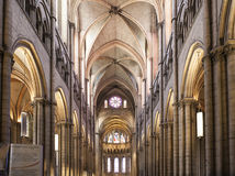 Cathedral Lyon France Royalty Free Stock Image