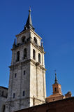 Cathedral Magistral of Saints Justus, Alcala de Henares, Madrid (Spain) Royalty Free Stock Photography