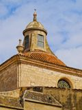 Cathedral in Mahon on Minorca Stock Photos