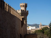 Cathedral of Majorca Royalty Free Stock Image