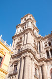 Cathedral of Malaga Stock Photo