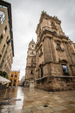 Cathedral of Malaga, Spain Stock Photos