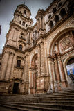 Cathedral of Malaga, Spain Stock Photography