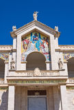 Cathedral of Manfredonia. Puglia. Italy. Stock Photography