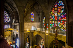 Cathedral in Manizales, Colombia Royalty Free Stock Photos