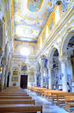 Cathedral Maria SS of bruna and sant`eustachio Stock Photo