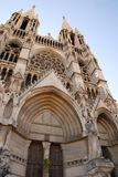Cathedral of Marseilles Stock Photos