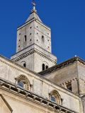 Cathedral of Matera Stock Photos