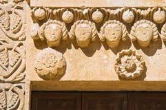 Cathedral of Matera. Basilicata. Italy. Stock Photography