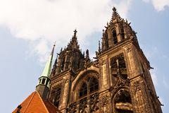 Cathedral of Meissen, Germany Royalty Free Stock Photo