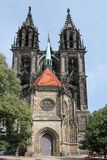 The cathedral of Meissen, Germany Royalty Free Stock Image