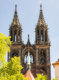 Cathedral of Meissen Royalty Free Stock Photo