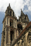 Cathedral in meissen Royalty Free Stock Photo