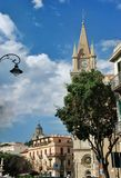 Cathedral of Messina Royalty Free Stock Image