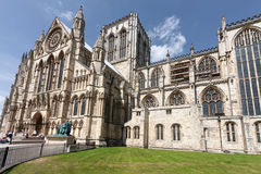 The Cathedral and Metropolitan Church of St Peter in York Royalty Free Stock Photography