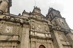 Cathedral Metropolitana, Mexico City Royalty Free Stock Photography