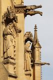 Cathedral in Metz, France Royalty Free Stock Photos