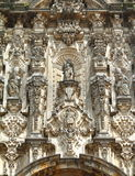 Cathedral of mexico city IX Royalty Free Stock Image