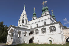 Cathedral of Michael the Archangel in the Michael-Arkhangelsk Monastery in Veliky Ustyug Royalty Free Stock Photography