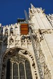 Cathedral of Milan Stock Photos