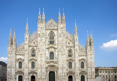 Cathedral in Milan, Italy Royalty Free Stock Photo