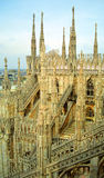 Cathedral, Milan, Italy Stock Photos