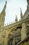 Cathedral, Milan, Italy Stock Photography