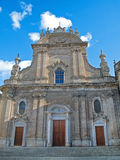 Cathedral of Monopoli. Apulia. Royalty Free Stock Image