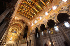 Cathedral of Monreale Royalty Free Stock Photo