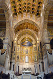 The Cathedral of Monreale Royalty Free Stock Image
