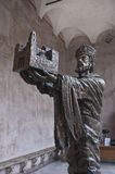 The Cathedral of Monreale.detail Stock Photo