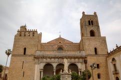 Cathedral of Monreale. Sicilia, Italy Stock Photo