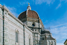 Cathedral. Monument in Italy royalty free stock image