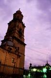 Cathedral- Morelia, Mexico Royalty Free Stock Photo