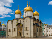 Cathedral in Moscow Kremlin Stock Photo