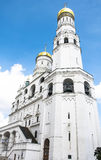 Cathedral in Moscow Kremlin, Russia Stock Images