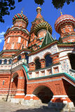 Cathedral  in Moscow Stock Image