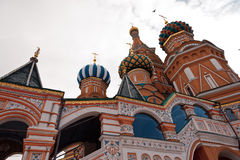 The Cathedral of Moscow Stock Photos