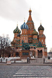 The Cathedral of Moscow Stock Photo
