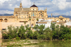 Cathedral Mosque of Cordoba Stock Photography