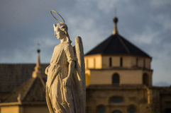 Cathedral-Mosque of Cordoba Stock Photography