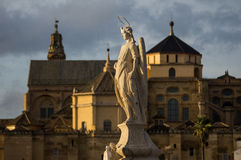 Cathedral-Mosque of Cordoba Royalty Free Stock Photo