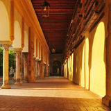 Cathedral-Mosque of Cordoba, Spain Stock Photos