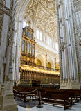 Cathedral Mosque, Mezquita de Cordoba. Andalusia, Spain Royalty Free Stock Photos