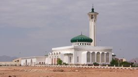 Cathedral mosque Royalty Free Stock Photo