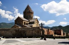 Cathedral Mtskheta Royalty Free Stock Photography