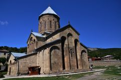 Cathedral Mtskheta Royalty Free Stock Image