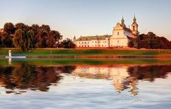 Cathedral Na Skalce in Krakow Stock Image