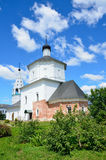 Cathedral Of The Nativity Of The Blessed Virgin Mary. Nativity Bobrenev monastery, Kolomna Stock Images